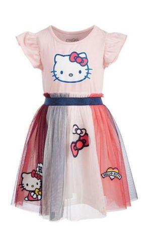 Nuevo vestido hello kitty size 2t for Sale in Irving, TX