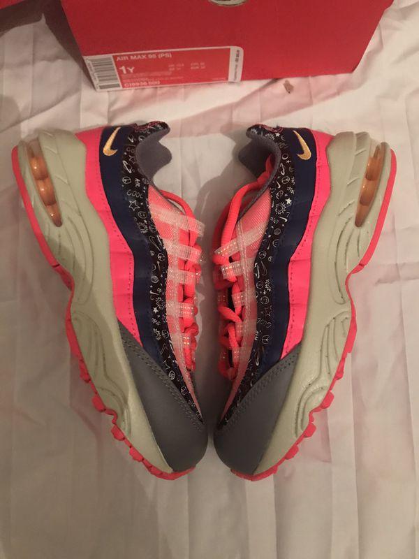 Nike girls 1Y 3.5Y