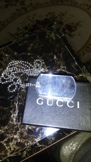 Gucci Dog Tag for Sale in Portsmouth, VA