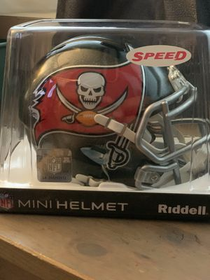 Mini Buccaneers helmet ( new /unopened) for Sale in Lutz, FL