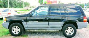 98 jeep grand cherokee for Sale in Aberdeen, WA