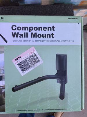 New component wall mount for Sale in Fresno, CA