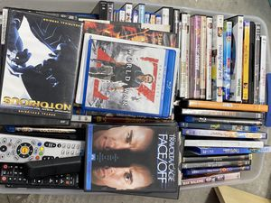 DVDs free for Sale in Shoreline, WA