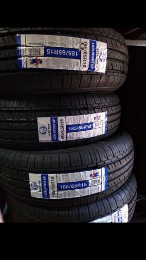 MONKEY wheels and tires 185 65 15 for Sale in Phoenix, AZ