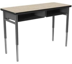 Virco Double Student Desk for Sale in GLMN HOT SPGS, CA