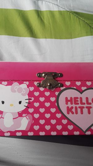 Hello Kitty music box for Sale in Milan, IL