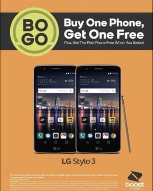 LG stylo 3 for Sale in Columbus, OH