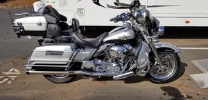 Harley Davidson 100th Year Anniversary Edition + Custom Trailer | Excellent Condition for Sale in Acworth, GA