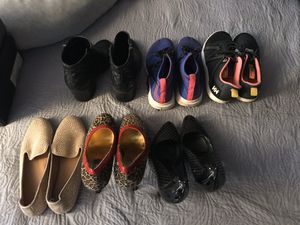 Women's shoe lot for Sale in Snohomish, WA