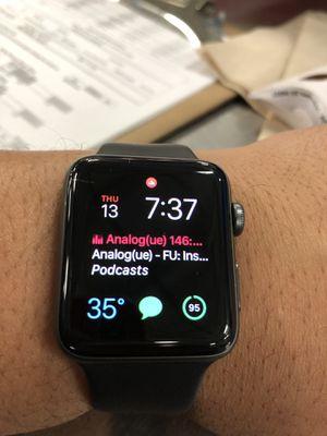 Apple Watch 3rd Gen LTE 42mm for Sale in Suffolk, VA