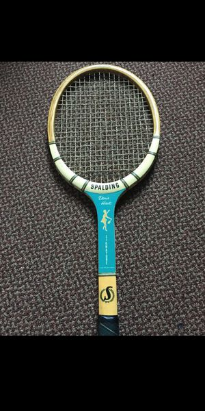 NEW VINTAGE TENNIS RACQUET for Sale in Raleigh, NC