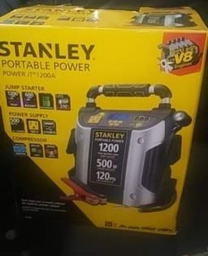 Jump box by Stanley V8 for Sale in Baxley, GA