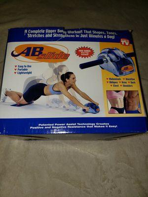 Ab Slide Wheel Roller for Sale in Lansing, MI