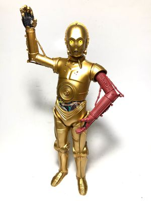 """Star Wars C-3PO 11"""" Action Figure (c)2015 Hasbro for Sale in Chicago, IL"""