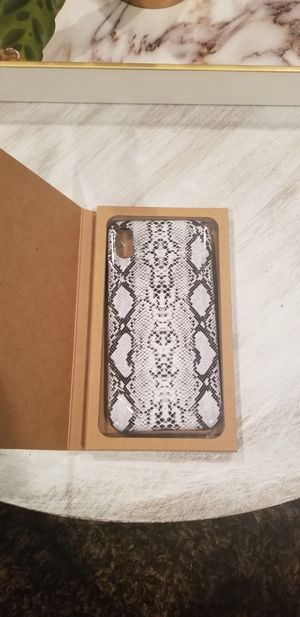iPhone x-max case NEW for Sale in San Diego, CA