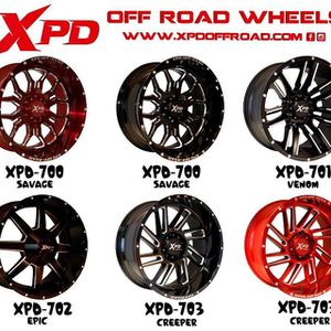XPD off-road wheel line..finance avaliable for Sale in Miami, FL