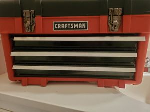 CRAFTMAN TOOLBOX for Sale in Austell, GA