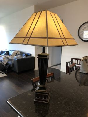 "31"" house lamp for Sale in Clovis, CA"
