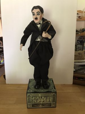 Charlie Chaplin music box by Enesco for Sale in Eugene, OR