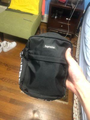 Supreme shoulder bag for Sale in Princeton, NJ