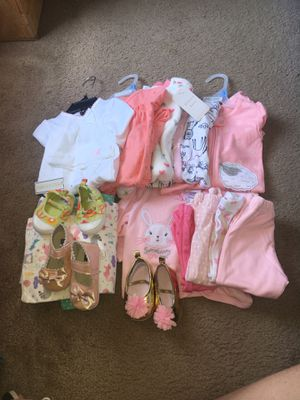 Baby girl clothes and more for Sale in Redlands, CA