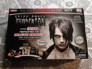 Criss Angel Magic for Sale in Peoria, IL