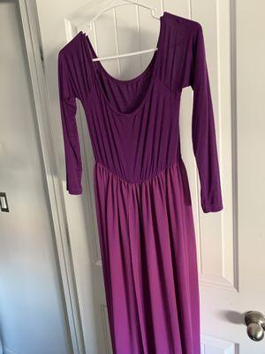 Purple maternity dress for Sale in Phoenix, AZ