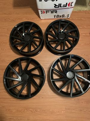 F1r rims for Sale in Palmetto, FL