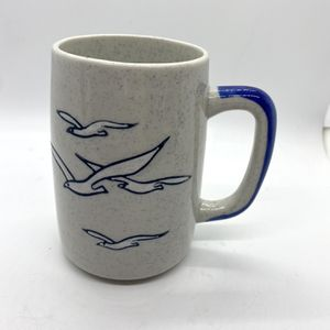 Seagull Stoneware Cup Mug for Sale in Bolton, CT