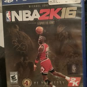 NBA2k16 Good Condition for Sale in Oklahoma City, OK