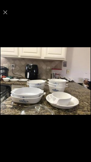 Pyrex set for Sale in Coppell, TX