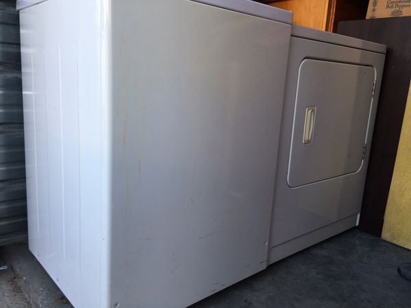 Maytag Washer, Kenmore Dryer