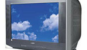 SONY TRINITRON 34 INCH TELEVISION for Sale in Durham, NC