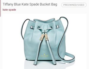 Kate Spade tiffnay blue Cooper bag for Sale in Buda, TX