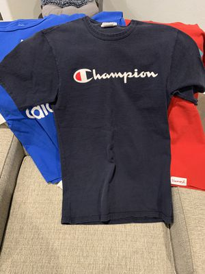 $5 and under Clothes -Champion shirt, Van hoodies, under amor, etc for Sale in Midlothian, TX