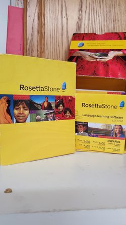 New Rosetta Stone (Spanisch-Español) for Sale in Alafaya,  FL
