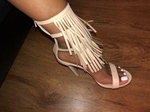 Fringe heels for Sale in Roswell, GA