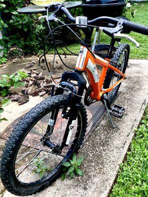 "Diamondback Cobra 20"" Kids Front Suspension, 7-Speed Mountain Bike (Bicycle) for Sale in Springfield, VA"