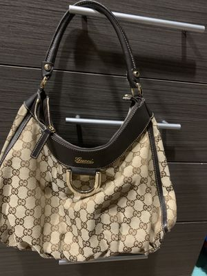 Authentic Gucci bag brown for Sale in Las Vegas, NV