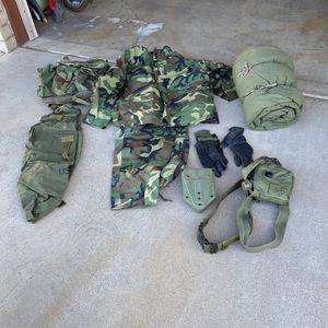 Gortex - Military - Camouflage for Sale in Phoenix, AZ
