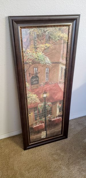 Painting Charlie Cafe for Sale in Vacaville, CA