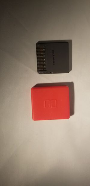 Style Savvy Nintendo DS Fashion Game Cartridge - Authentic + Silicone red cover for Sale in Anthony, NM