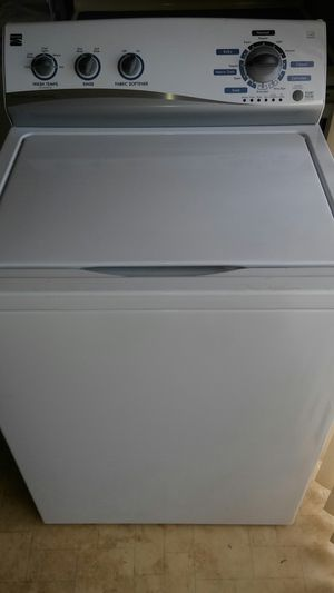 Kenmore high efficiency washer for Sale in Austin, TX