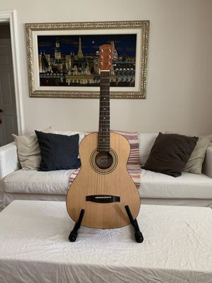 Fender guitar 3/4 scale acoustic for Sale in North Tustin, CA