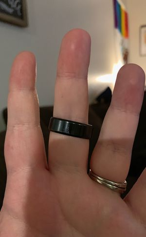 Tungsten carbide size 12 men's for Sale in Poway, CA