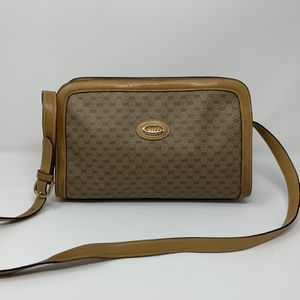 Authentic Vintage GUCCI GG Monogram Crossbody for Sale in Broomfield, CO