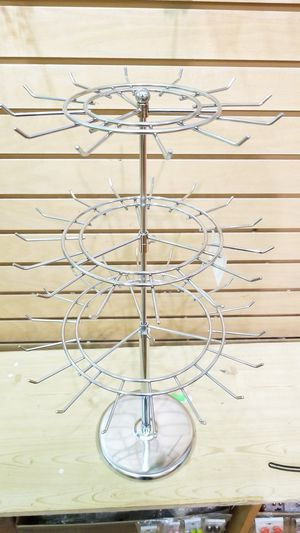 3 tier, spinning display rack for Sale in New York, NY