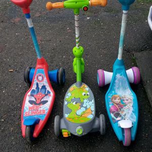Huffy Electric Power Scooters for Sale in Graham, WA