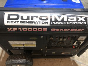 DURO MAX GENERATOR for Sale in Austin, TX