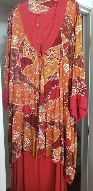 WOMEN'S 2 piece dress set Size18 for Sale in Cary, NC